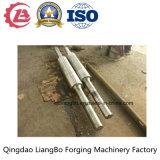 O forjamento longo do aço inoxidável do OEM/forjou o eixo