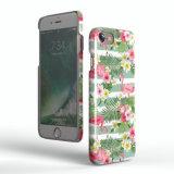 Caso su ordinazione di iPhone di arte floreale del fenicottero