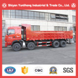 Autocarro con cassone ribaltabile pesante del ribaltatore della Cina 8X4 340HP