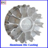280t Cold Chamber Die Casting Produce LED Light Heatsink Aluninum Die Casting
