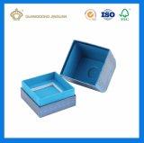 UV di lusso stampati progettano la casella per il cliente del profumo del cartone (con l'inserto tagliato EVA)