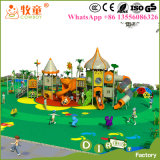 Preiswertes Outdoor Kids Wooden Playground Equipment, Outside Wooden Playground Suppliers in China