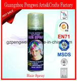 Spruzzo lavabile di colore dei capelli di scintillio provvisorio più poco costoso