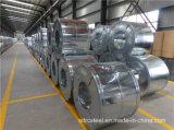 Bobina de acero galvanizada sumergida caliente de la lentejuela del asiduo de JIS3320 0.4mm-2.0m m