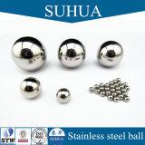 6.35mm販売のための304のステンレス鋼の球