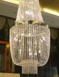 De extravagante Lamp van de Tegenhanger van het Kristal voor Huis of Hotel