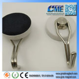 Magneti dell'amo del neodimio del magnete dell'amo della parte girevole del magnete del montaggio