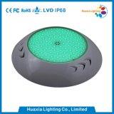 Lámpara montada superficie teledirigida de la piscina de Ebg LED