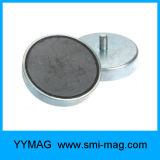 Магниты магнитного агрегата круглые низкопробные