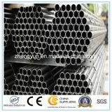 Caliente sumergido galvanizado alrededor del tubo de acero hueco