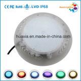 Luz subacuática llenada resina impermeable de la piscina de IP68 35W LED