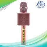 3 altofalante portátil do microfone do karaoke das cores Jy-53 mini