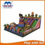 Reizende Prinzessin Inflatable Castles, aufblasbares springendes Schloss