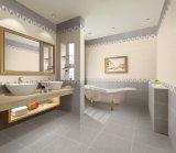 La Serie-Porcelana mínima embaldosa el azulejo blanco rústico antirresbaladizo del color de 300*600m m