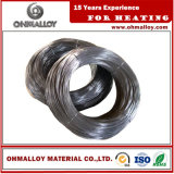 安定した抵抗Fecral21/6の製造者0cr21al6ワイヤー鉄のクロムアルミニウム