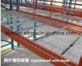 냉각 압연된 강철 창고 저장 깔판 선반 및 벽돌쌓기
