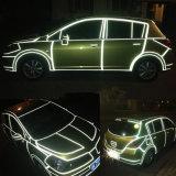 Qualitäts-wasserdichtes Vinyllicht-reflektierender Aufkleber für Auto