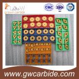 Вставки карбида Indexable филируя с высоким качеством