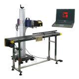 Acrylic помечает буквами печатную машину лазера