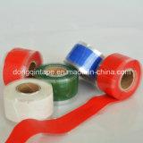 Großhandelsc$selbst-fixierensilikon-Gummi-Band mit Spezifikt. 0.5mm*25mm*3m für Reparatur