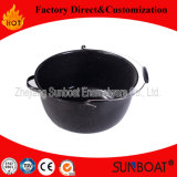 Sunboat 16qt Enamel Stock Pot Enamel Cooking Pot Enamel Stew Pot