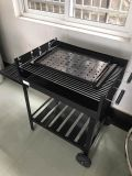 Выполненная на заказ нержавеющая сталь напольная решетка барбекю BBQ угля