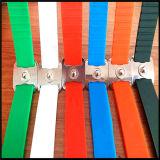 Перчатка работы цепной почты кольца нержавеющей стали защитная с пластичным тумаком Belt-2373