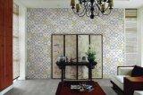 多くはDinning部屋のためのより多くのデザインパターン花の流れるタイルを着色する