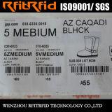 Tag passivo da freqüência ultraelevada RFID para a gerência