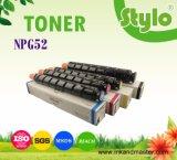 Toner Npg-52/C-Exv34/Gpr-36 del color de la impresora de la copiadora para el uso en Canon IR-C2020 C2025 C2030