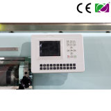 Máquina automática horizontal do bordado para a venda