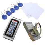 IP68 impermeabilizan control de acceso independiente con la tarjeta 125kHz/13.56 megaciclos del Em de tarjeta de la lectura