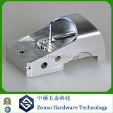 Tekening die Hoge Precisie CNC verwerken die Malen/Gemalen Delen machinaal bewerken