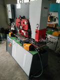 De goede Machine van de Ijzerbewerker van de Korting; De hydraulische Machine van het Ponsen met Vorm; De Machine van het ponsen en het Scheren
