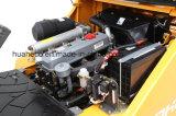 caminhão de Forklift 3.5Ton Diesel com motor chinês (HH35Z-N1-D, mastro frente e verso de 3.5M)