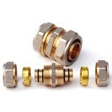 Ottone del pezzo meccanico del metallo automatico di alta precisione/pezzi meccanici del rame