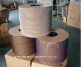 Бандажная проволока двойной петли стальная для спиральн тетради