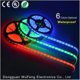 Lámpara flexible impermeable de la tira del RGB LED (WF-FTOP5008-3035-12V)