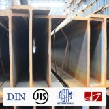 De Beam/H acero viga universal/viga de acero/Ipe/Ss400/A36/A572/A992