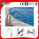 FL Customized Design Escada de piscina de aço inoxidável