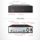 H. 265&H. 264 4k/5MP/2MP 1080P 64CH NVR с 8HDD