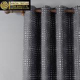 Drapeja barato cortinas preto e branco bonitas em linha