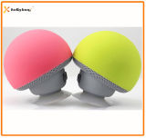 Absaugung-Cup-drahtloser Minipilz StereoBluetooth Lautsprecher