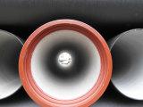 Tubo dúctil del arrabio K9 para el tránsito de la tubería