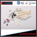 Parti di ceramica di ceramica della tessile Polished Al2O3