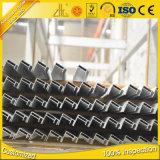 6000 séries de coffrage en aluminium ont expulsé l'encadrement en aluminium