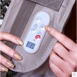 Elektrischer Shiatsu knetender Heizungs-Stutzen und Schultermassager-Riemen