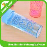 Botella de agua plástica profesional de la aduana Logo/500ml/botella de agua del deporte