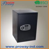 Коробка цифров электронная безопасная с твердой стальной конструкцией для дома и офиса