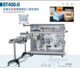 Máquina de alta velocidad buen Supplyer hecho en fábrica Bt400-II de la envoltura del celofán del rectángulo